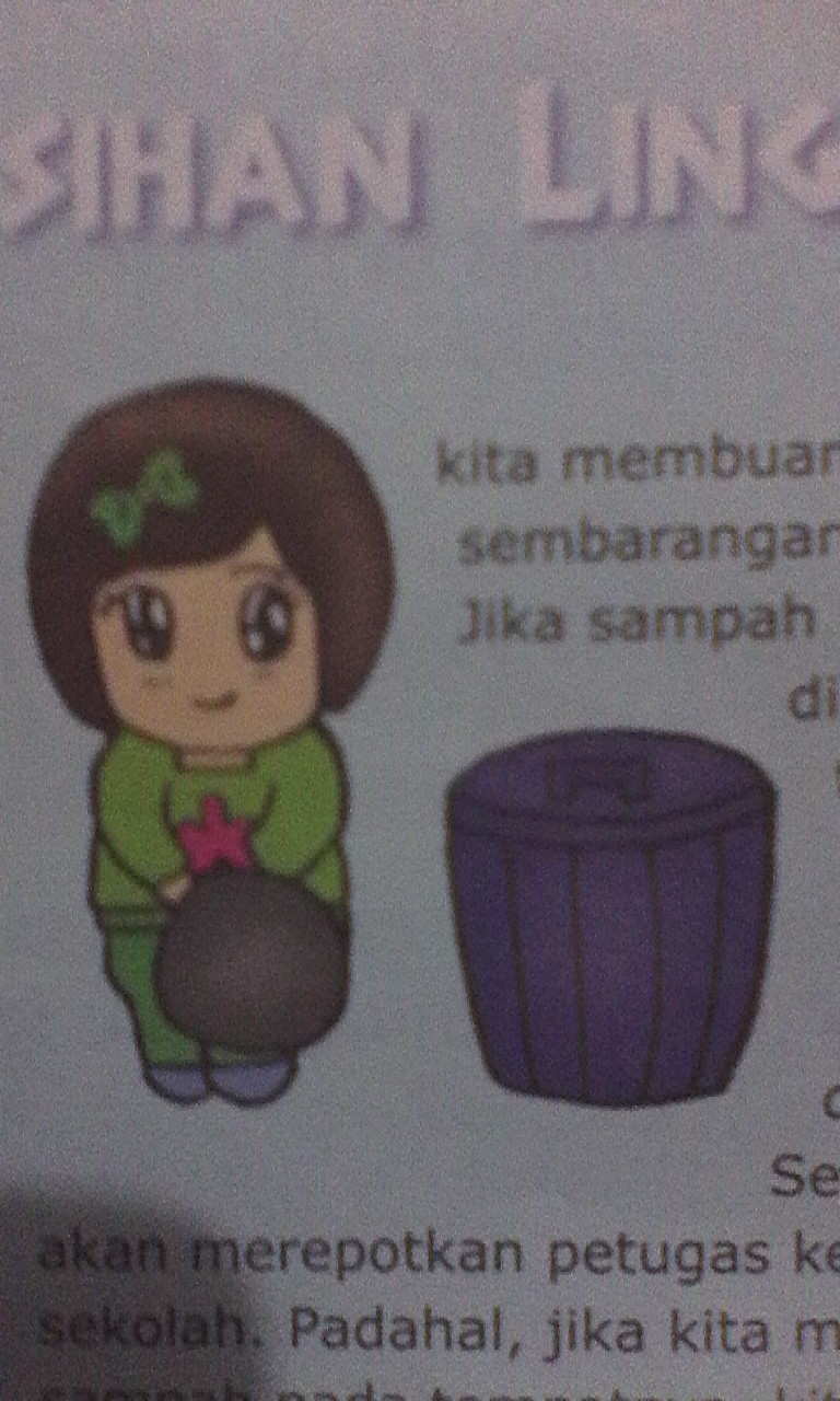 Ayo Jaga Kebersihan Lingkungan Juniartijuni